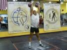 Тренировки с гирями в преддверии чемпионата мира
